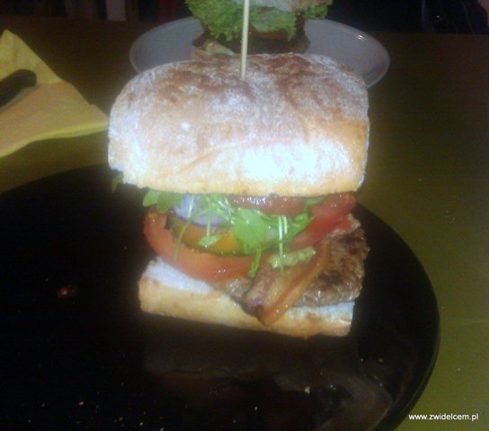 Love Krove – burger George XL