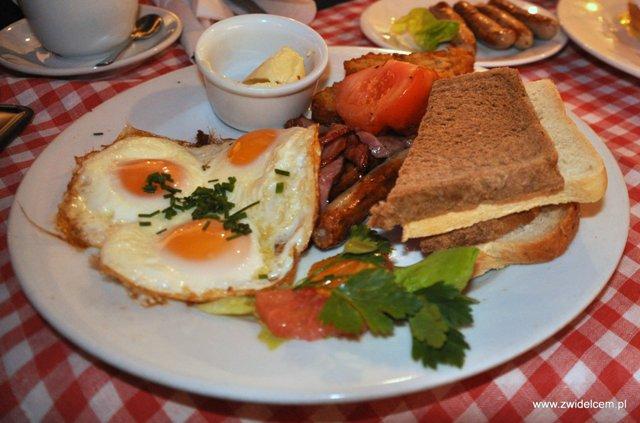 Jeff's - śniadanie po amerykańsku