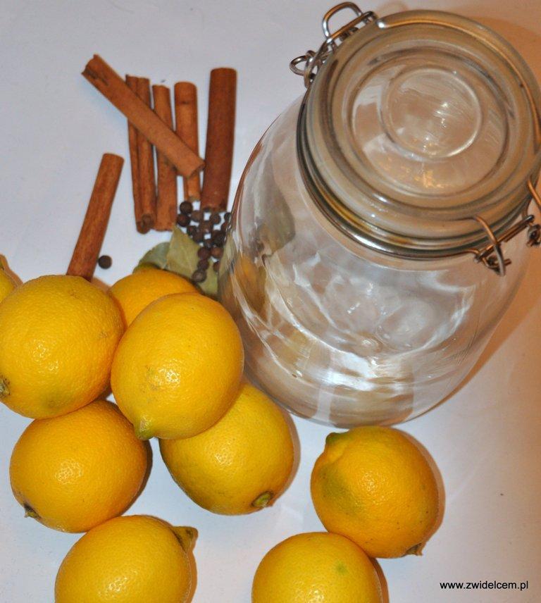 Cytryna - składniki