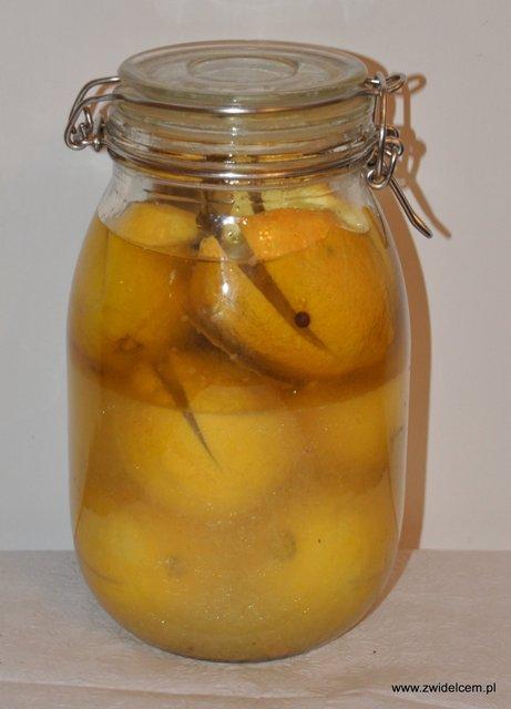 Cytryna - słoik