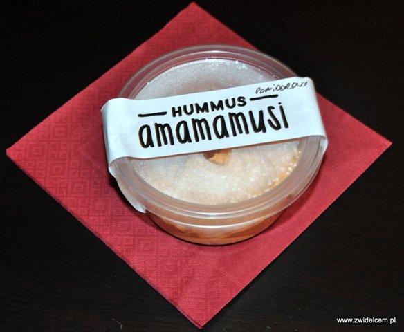 Foodstock - Zakupiony Hummus Amamamusi