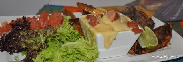 Alebriche - Carne enchilada