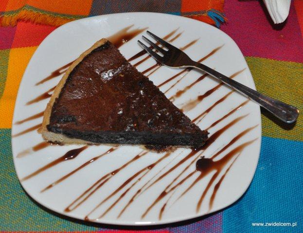 Alebriche - tarta od góry