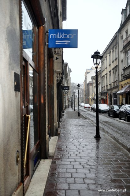 Milkbar ulica Tomasza