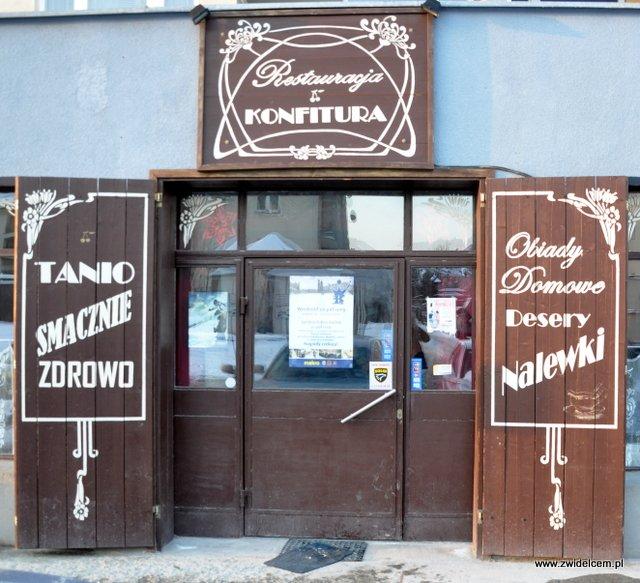 Kraków - Konfitura - front