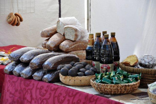 Kraków - Festyn Wiosenny Mały Rynek - chleb
