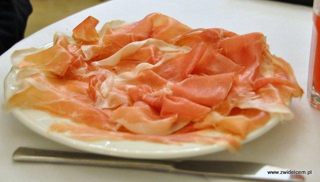 Parma - Trattoria Ronzoni - prosciutto crudo di Parma