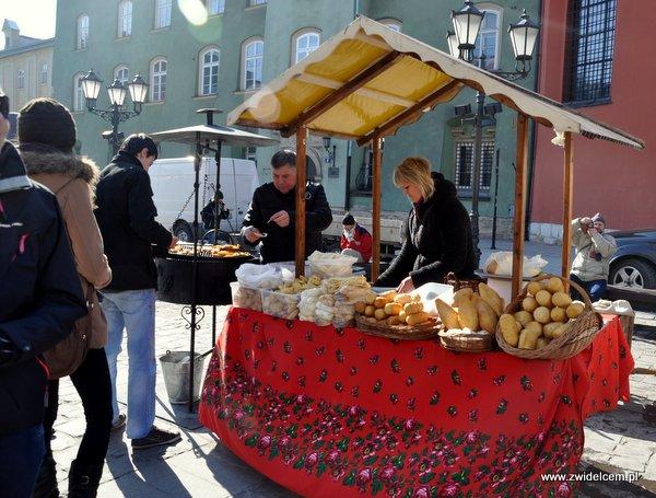 Kraków - Tour de Fromage - oscypki