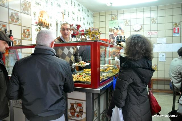 Palermo - Vucciria market - bar
