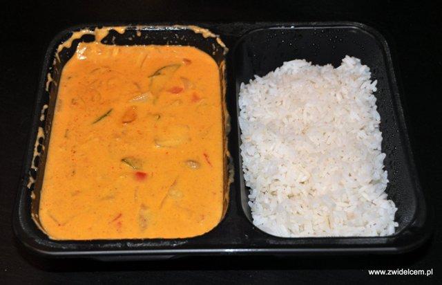 Yam Yam - curry z wołowiną