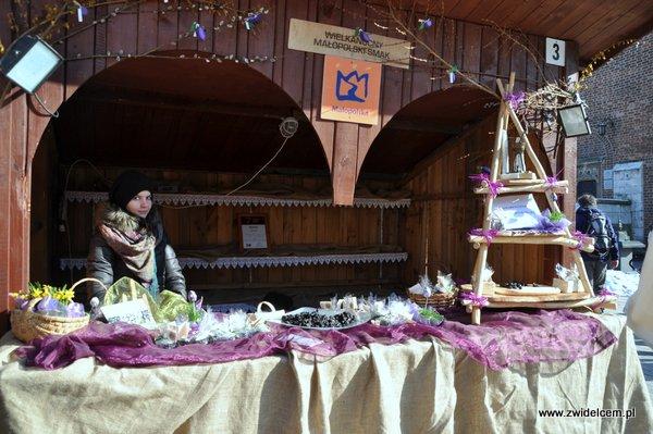 Kraków – Kiermasz Wielkanocny – śliwki