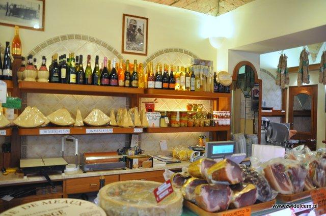 Parma - sklep Rastelli - widok ogólny