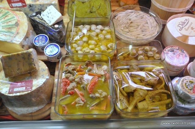 Parma - sklep Rastelli - warzywa