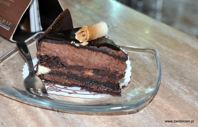 Palermo - Ocean Ice - ciasto czekoladowe