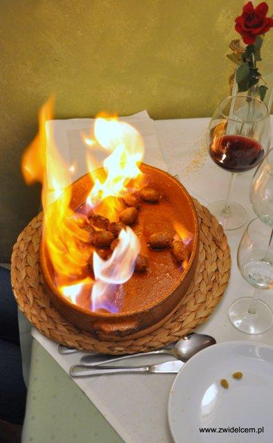 Casa Juan - płonące kiełbaski chorizo - zdjęcie 3