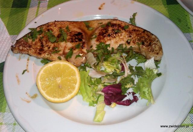 Palermo - Trattoria da Maurizio- pesce spada