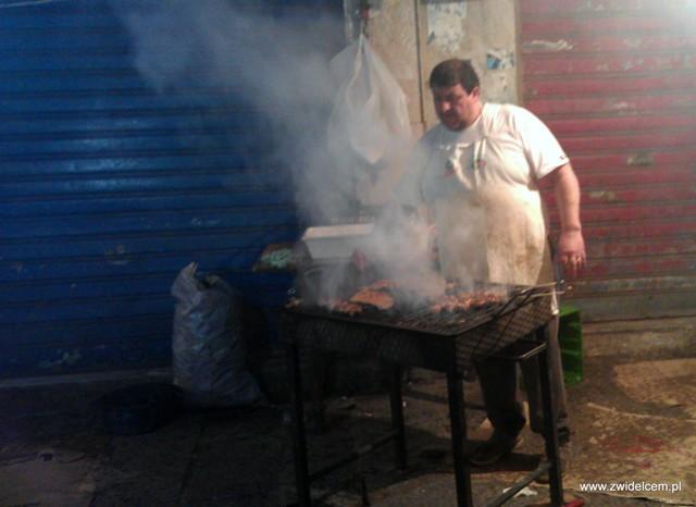 Palermo - Vucciria - grill