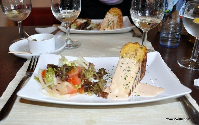 Kraków - Valparaiso - tortilla