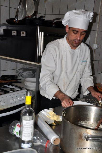 Kraków - Valparaiso - warsztaty tapas - przygotowujemy krokiety