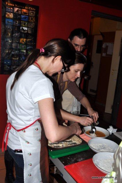 Kraków - Valparaiso - warsztaty tapas - formujemy krokiety