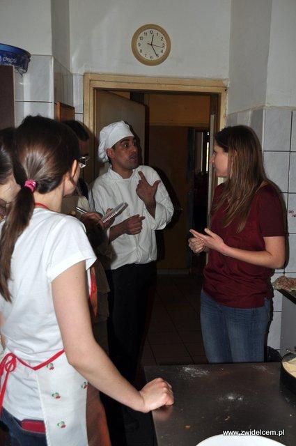 Kraków – Valparaiso – warsztaty tapas – rozmowa o tapas