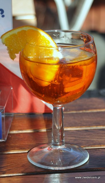 Pomodorino - Aperol Spritz
