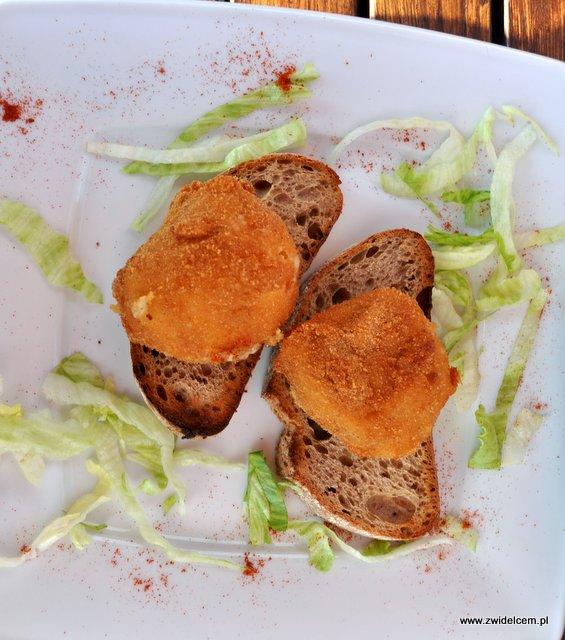 Pomodorino - Mozzarella - od góry