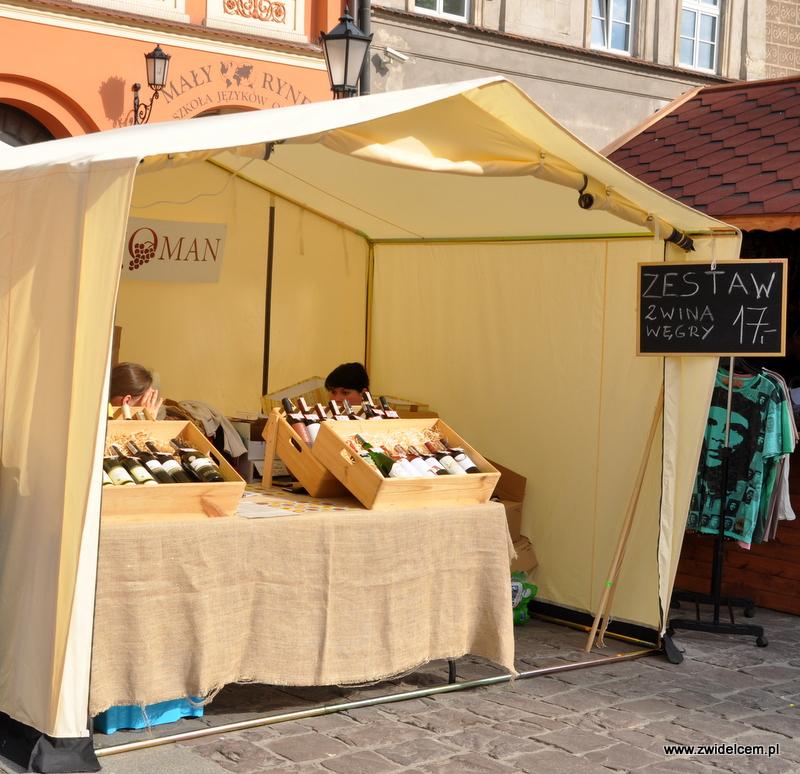 05-DSC_0379Kraków - Mały Rynek - Dni Węgrzyna - Winoman