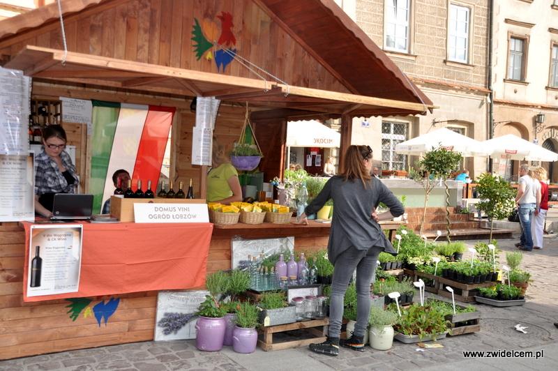 05-DSC_0379Kraków - Mały Rynek - Dni Węgrzyna - Ogród Łobzów