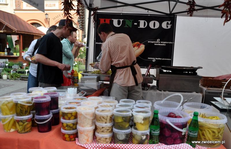 Kraków - Mały Rynek - Dni Węgrzyna - węgierskie przysmaki