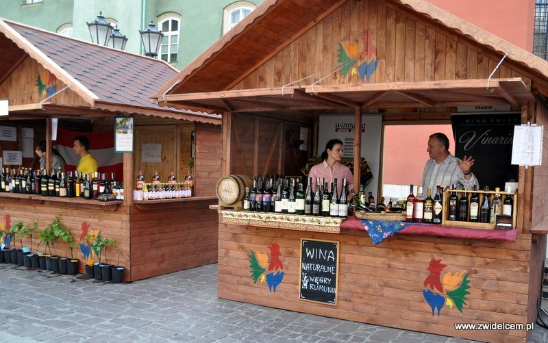 Kraków - Mały Rynek - Dni Węgrzyna - vinarin