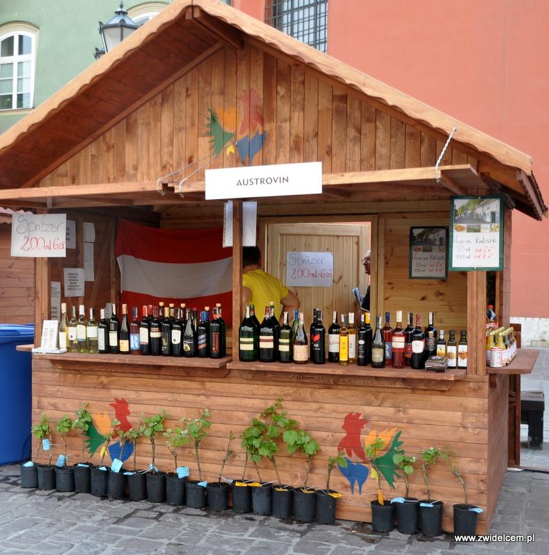Kraków - Mały Rynek - Dni Węgrzyna - Austrovin
