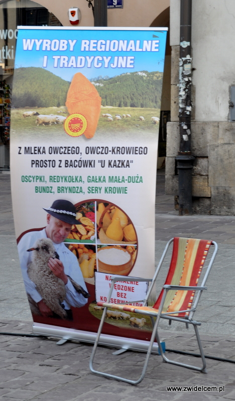 Kraków - Mały Rynek - Dni Węgrzyna - U Kazka