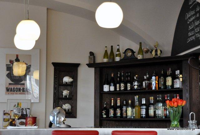 Kraków - Zakładka - bar