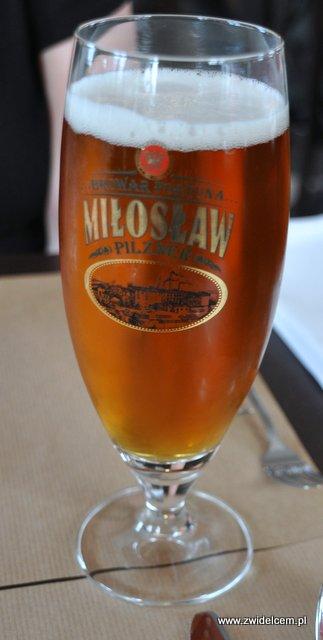 Kraków - Zakładka - piwo MIłosław