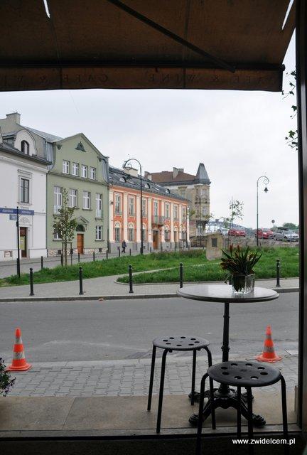 Kraków - Cava - widok