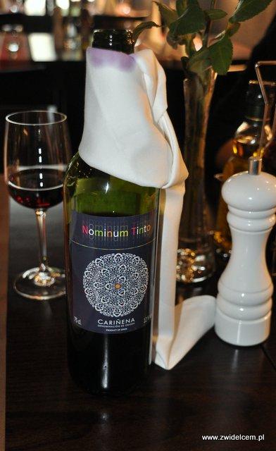 Kraków - El Toro - wino