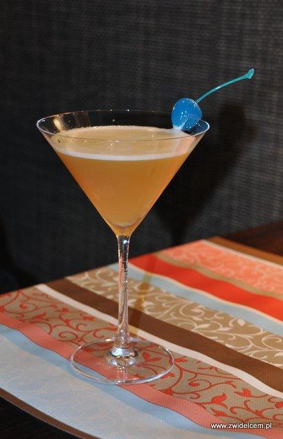 Kraków - El Toro - drink Matador