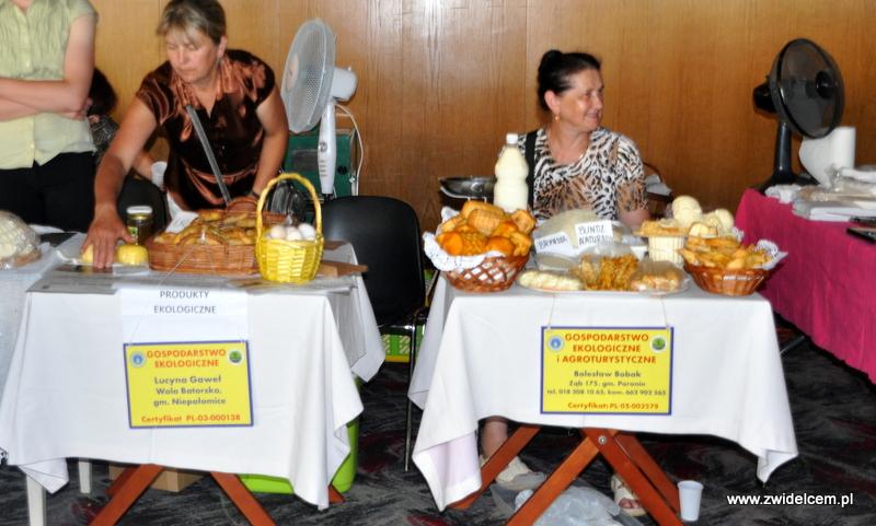 Kraków - Najedzeni Fest! - produkty ekologiczne