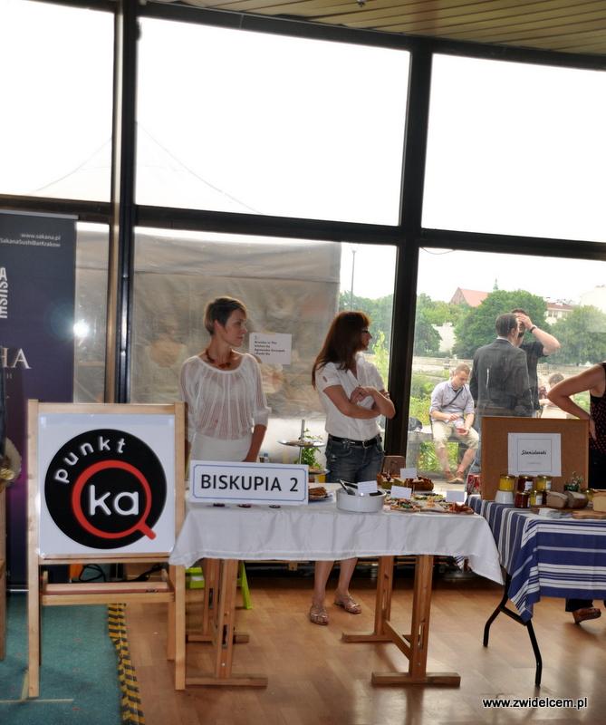 Kraków - Najedzeni Fest! - Punkt Ka
