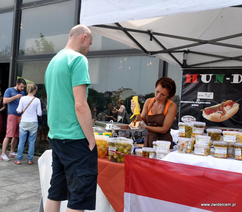 Kraków - Najedzeni Fest! - Hun-Dog