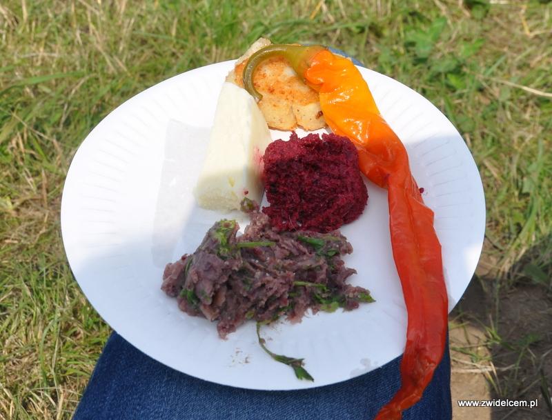 Kraków - Najedzeni Fest! - Gruzja na talerzu - porcja
