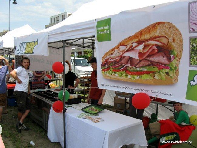 Warszawa - Street Food Festival - Subway