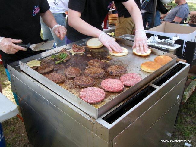 Warszawa - Street Food Festival - wołowina