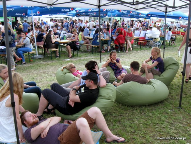 Warszawa - Street Food Festival - uczestnicy