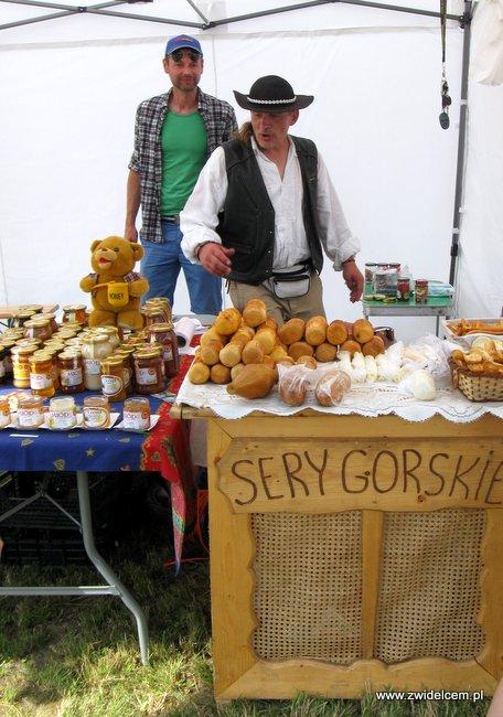 Warszawa - Street Food Festival - sery górskie