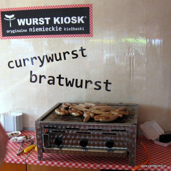 Warszawa - Street Food Festival - Wurst Kiosk