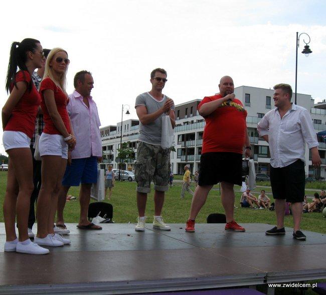 Warszawa - Street Food Festival - Wręczenie nagród