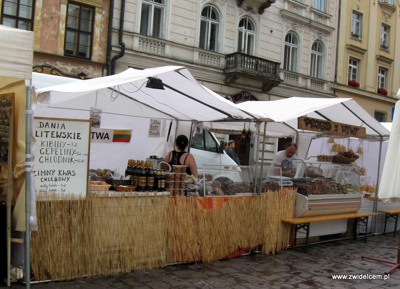 Kraków - Jemynapolu - Litwa
