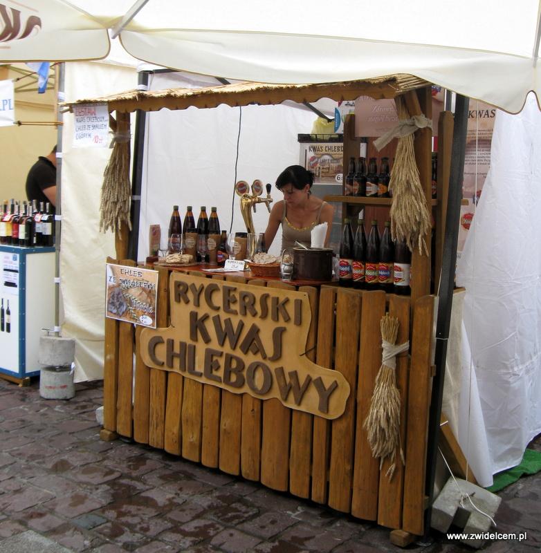 Kraków - Jemynapolu - Rycerski Kwas chlebowy